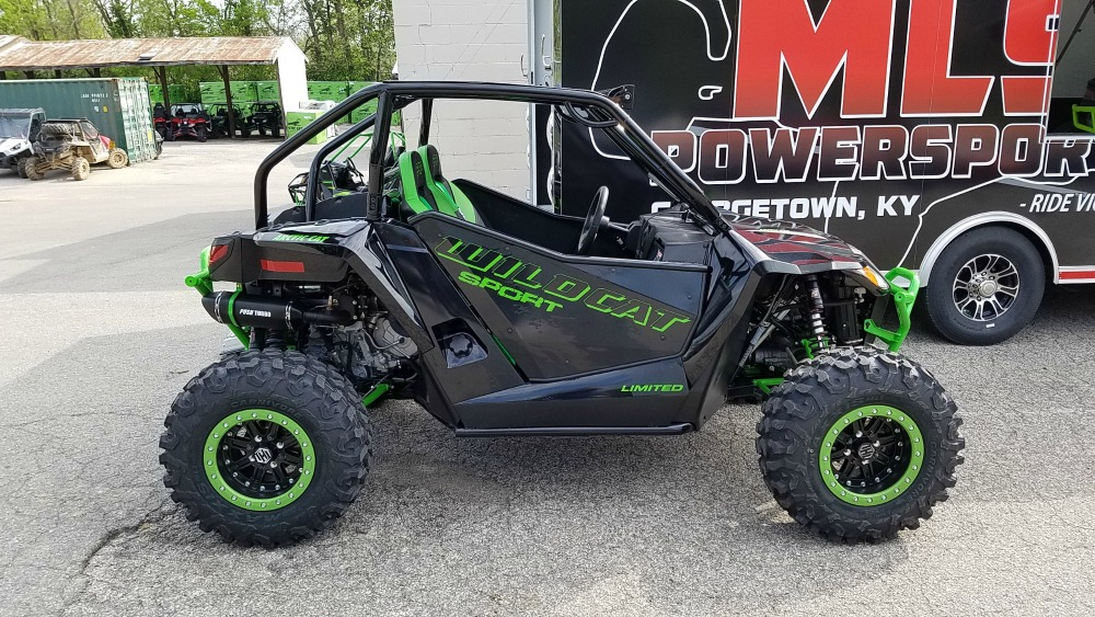 Arctic Cat Wildcat  Turbo