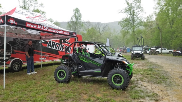 MLS Arcticcat Wildcat sport turbo